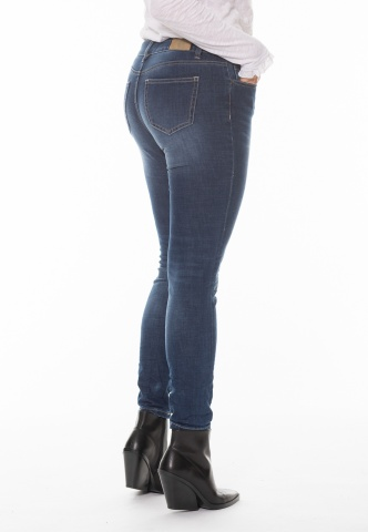 nuuc Damenjeans Blue-Denim Skinny